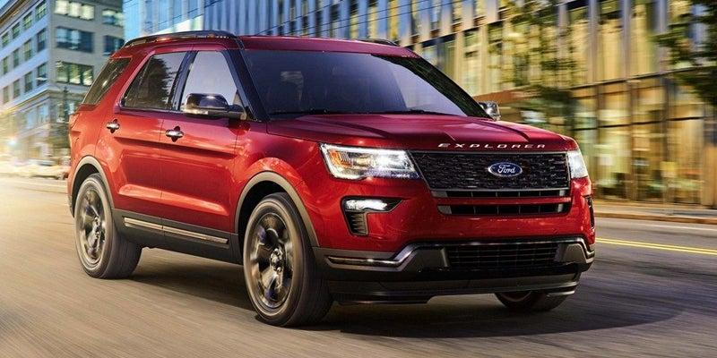 2019 Ford Explorer | Car Dealer in Redford, MI | Pat ...