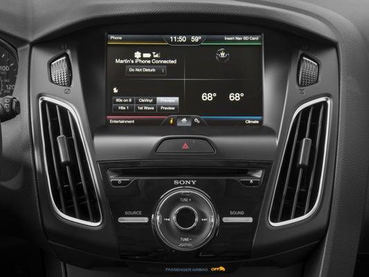 2017 Ford Focus Sel In Redford Mi Pat Milliken