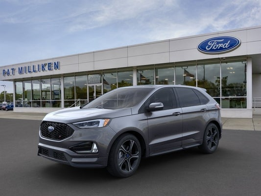 2020 Ford Edge St In Redford Mi Detroit Ford Edge Pat